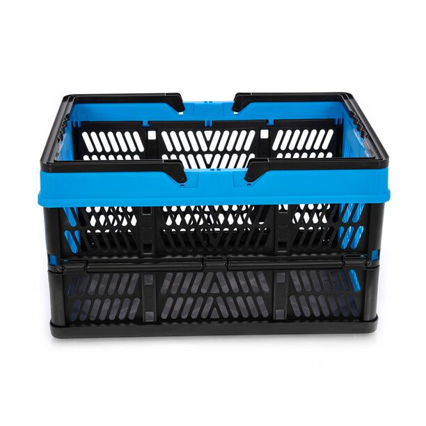Collapsible Storage Basket 28L With Handle image number 1