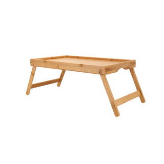 صينية خشبية للسرير