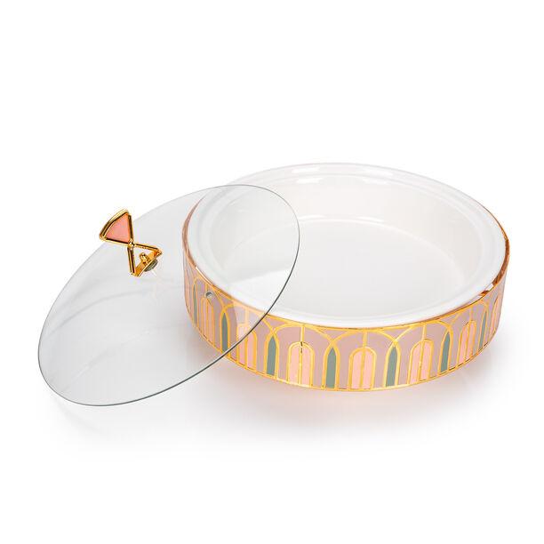 Blush Pink Round Warmer image number 1