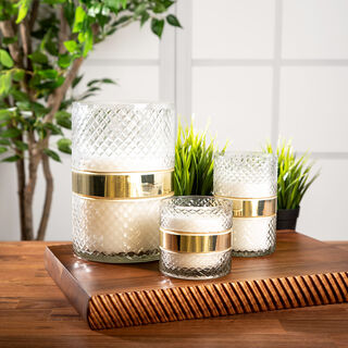 Jar Candle Clear