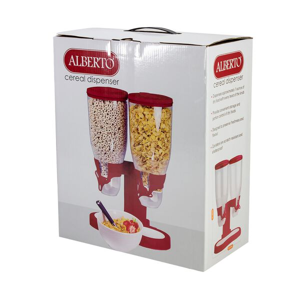 Alberto Double Cereal Dispenser  image number 3