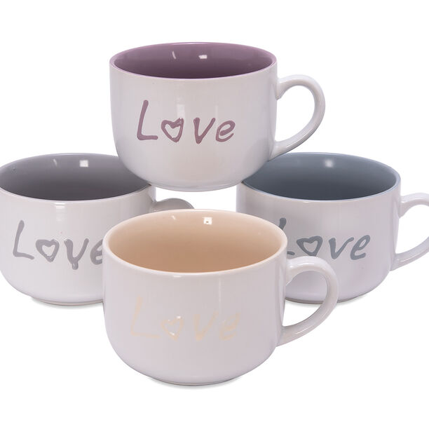 4 Pcs Soup Mug image number 0
