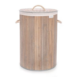 Bamboo Hamper Circle