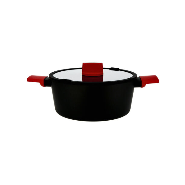 Non Stick Casserole With Soft Touch Handle image number 0