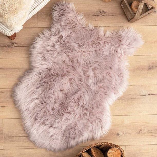 Cottage Faux Fur Purple image number 0