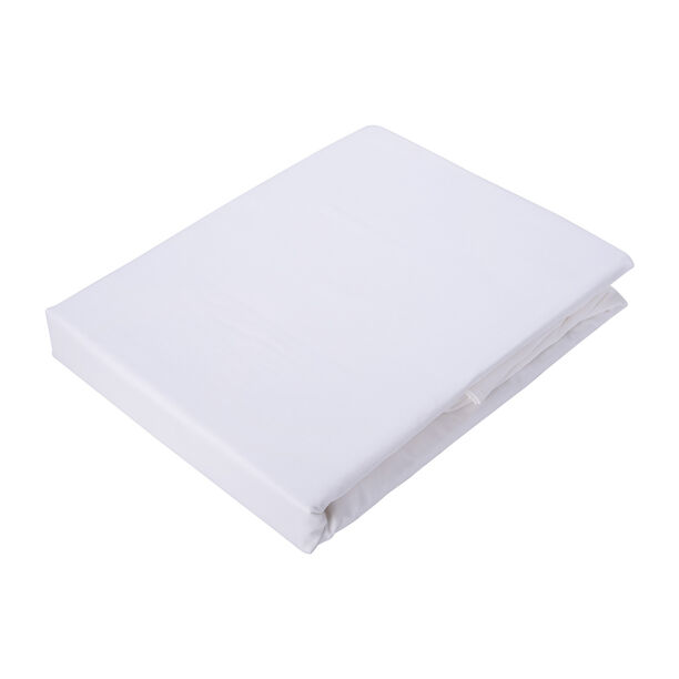 Fitted Sheet White 180*200 Cm image number 0