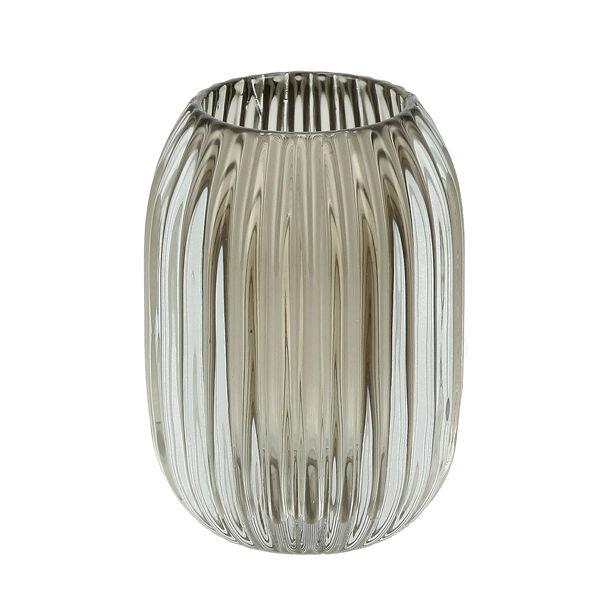 Candle Holder Grey image number 0