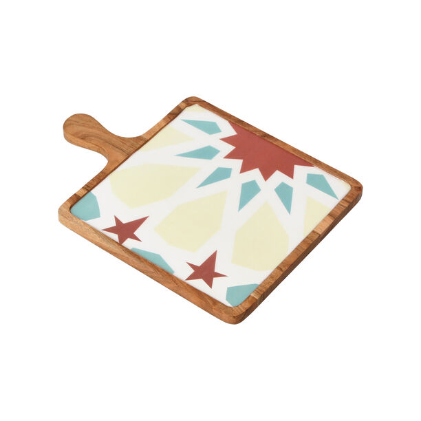 Arabesque Square Serving Tray image number 3