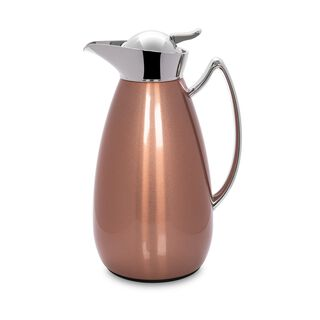 Dallety Steel Flask Rose Gold/Chrome 1 Liter