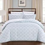 Comforter King Size 6 Pcs Set Oriental image number 0