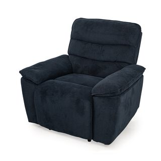 Recliner Armchair 1 Seater Domain Blue