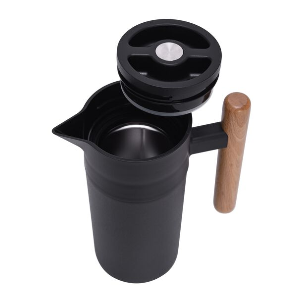 Stainless Steel Coffee Jug Black image number 1