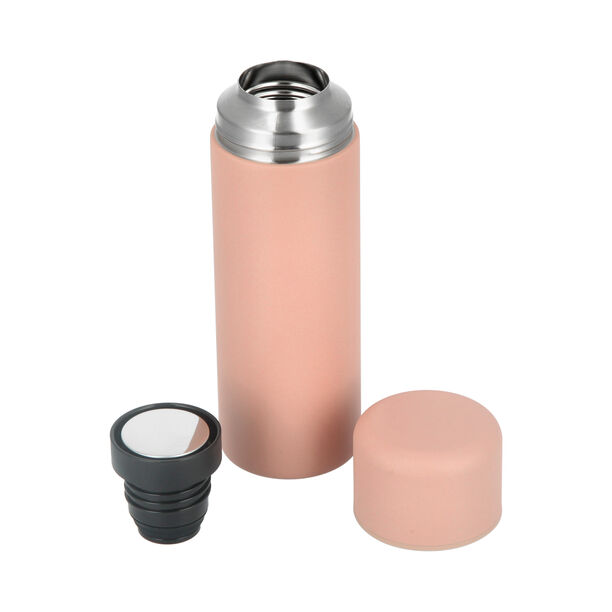 Thermo Bottle 500Ml Stainless Pink image number 2