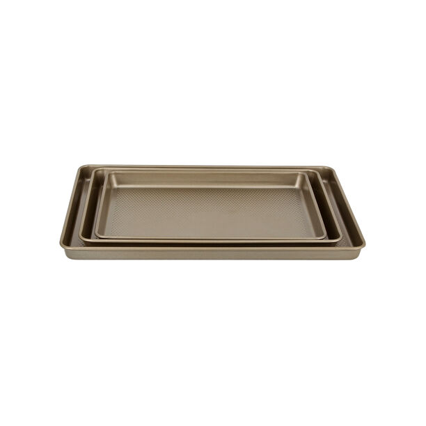 3 pieces Cookie Sheet image number 0