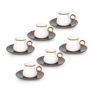 12Pcs Turkish Coffee