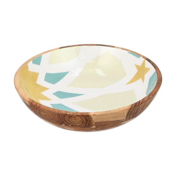 Arabesque Round Bowl Large image number 1