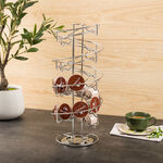 Chef Classics Stainless Steel Espresso Capsules Holder image number 0