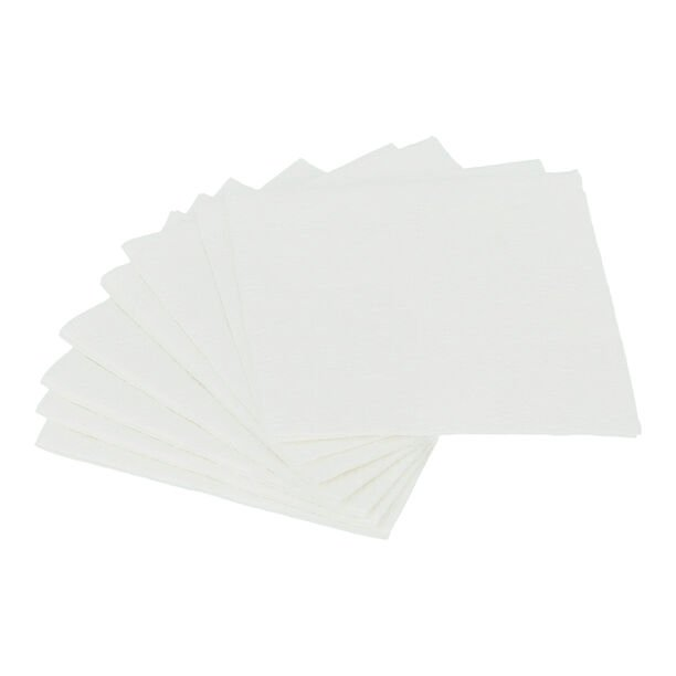 Elegance Serving Napkins Paper Square White image number 0