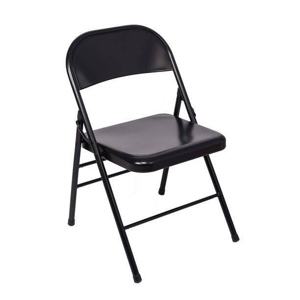 Folding Chair Black image number 0
