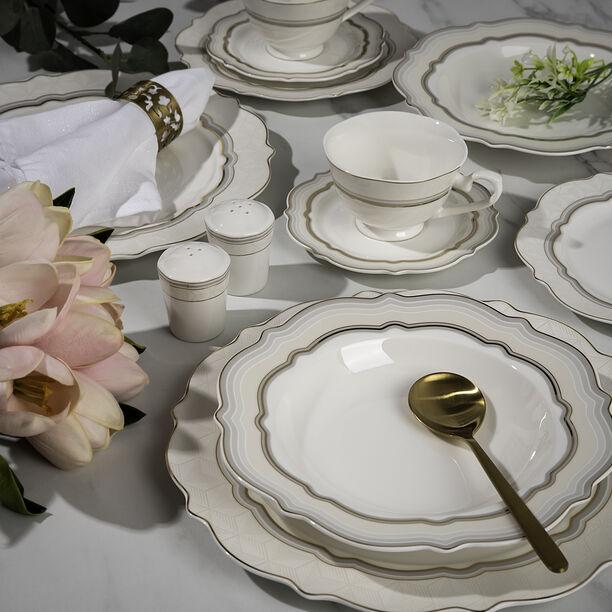 32 Pcs Porcelain Dinner Set image number 4