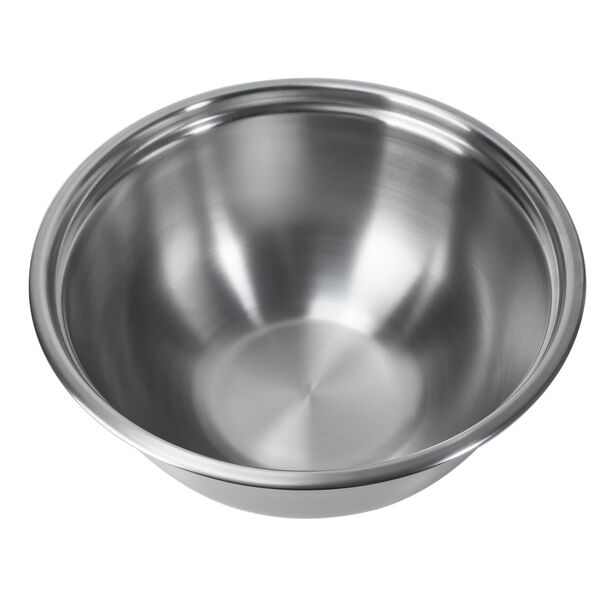 Manek Stainless Steel Mixing Bowl  Dia:31Cm Mirror Polished image number 2