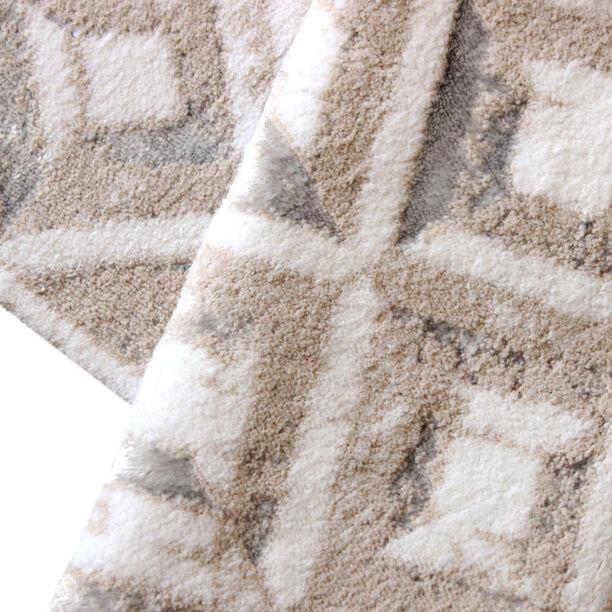 Cottage Cotton Bath Mat Square Beige 70X120 Cm image number 1