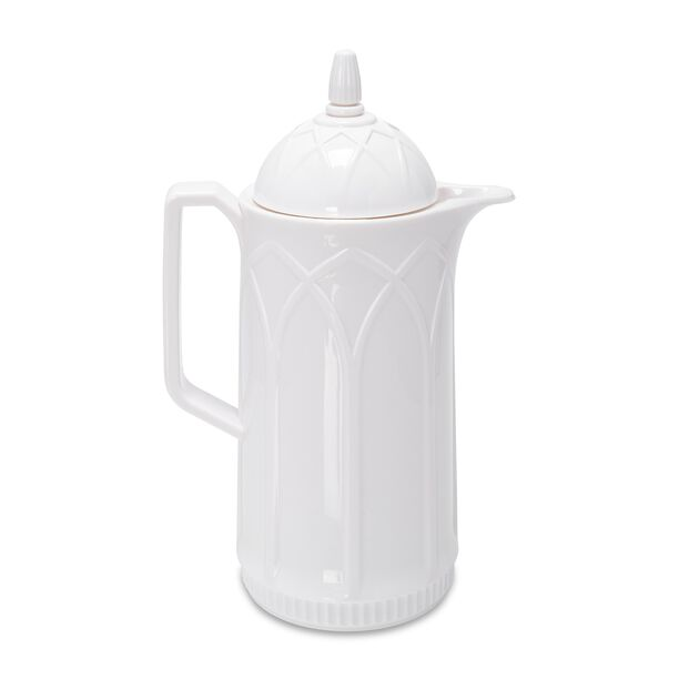 Dallety Vacuum Flask White image number 0