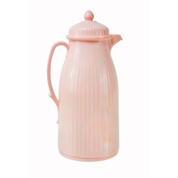 Dallety Plastic Vacuum Flask Classic Pale Apricot 1.0L image number 0