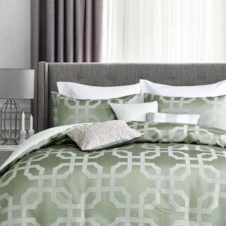Cottage 5 Pieces Jacquard Comforter Set King Size