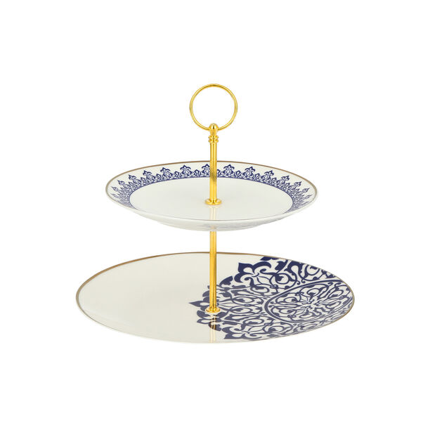 2 Tier Cake Stand image number 0