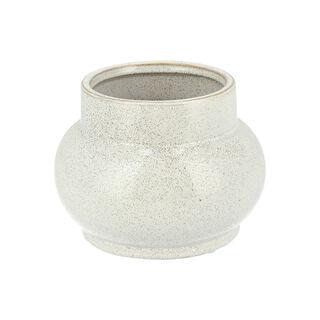 Ceramic Planter Grey