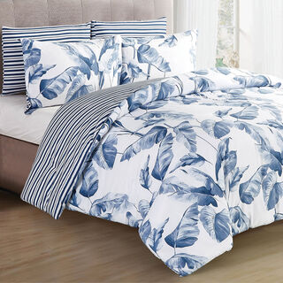 4 Pcs Comforter Twin Size Set Penelope