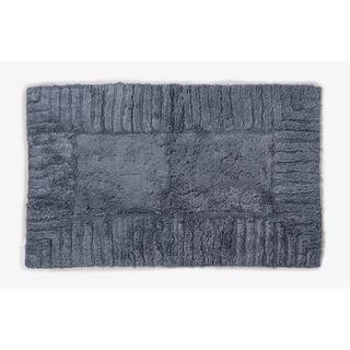 Cottage Cotton Bathmat Line Indigo