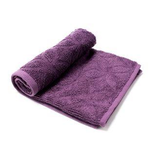 Cotton Towel Vibe Dark Lilac 40X60Cm