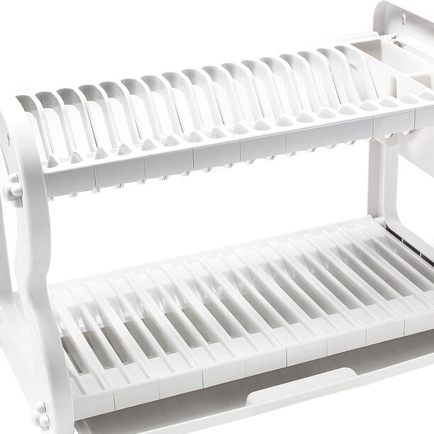 Plastic Dish Drying Rack  image number 1