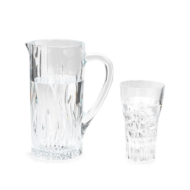 Rcr 7 Pcs Crystal Jug Set Fluente image number 1