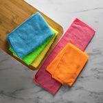 5 Pisces Microfiber Cleaning Towel Set  image number 4