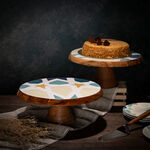 Arabesque Cake Stand With Cake Lifter image number 4