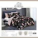 Comforter King Size 6 Pcs Set Autumn image number 2