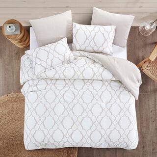 Comforter King Size 6 Pcs Set Oriental Romance