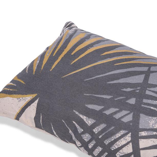 Cushion Cotton Gold Foiler Print 30X50 Cm image number 2