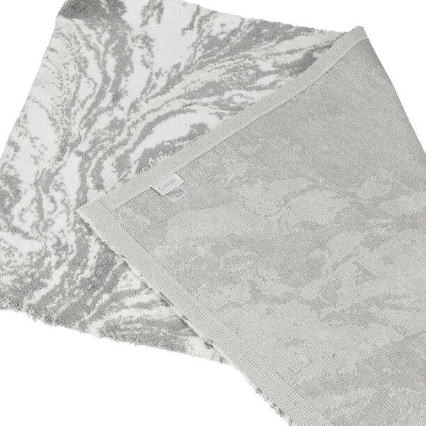 Cotton Bathmat Niktor 70*120 Cm Gray image number 1