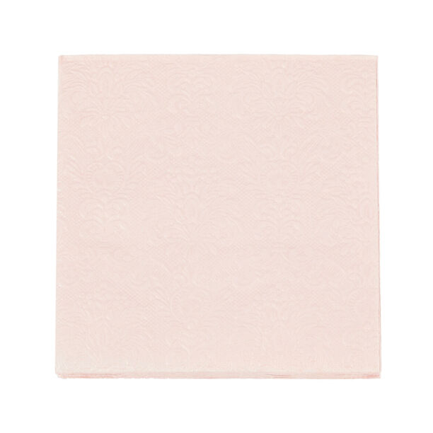 Elegance Serving Napkins Paper Square Pink image number 1