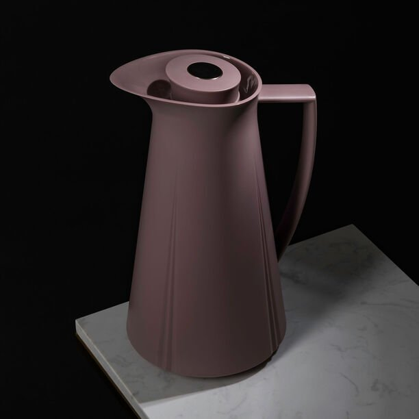 Dallty Vaccum Flask Mauve Color image number 3