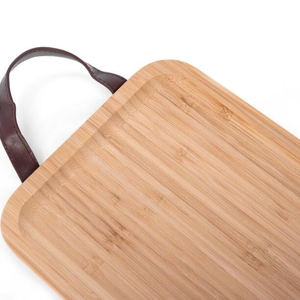 صينية تقديم خشبية من البرتو  image number 2