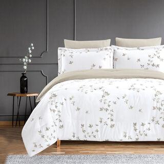 Comforter King Size 6 Pcs Set Spring