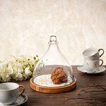 Dates Bowl Wood Arabesque image number 4