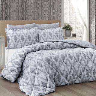 Cottage Comforter King Size Set 5 Pieces
