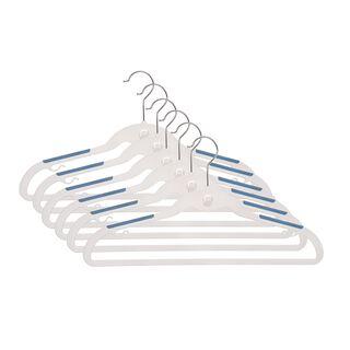 6 Pieces Plastic Hanger