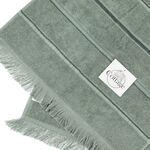 Hand Towel Stripe Green image number 2